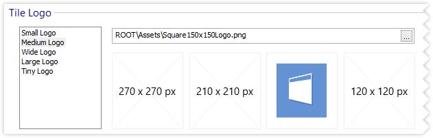 Add App Visual Assets