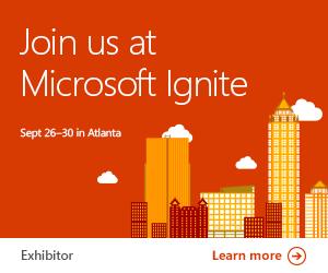 Microsoft Ignite Atlanta