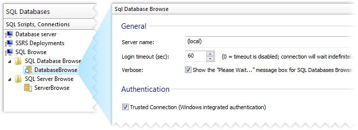 SQL Browse