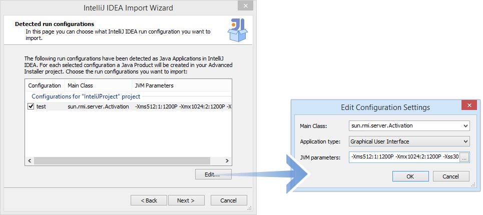 IntelliJ IDEA module import