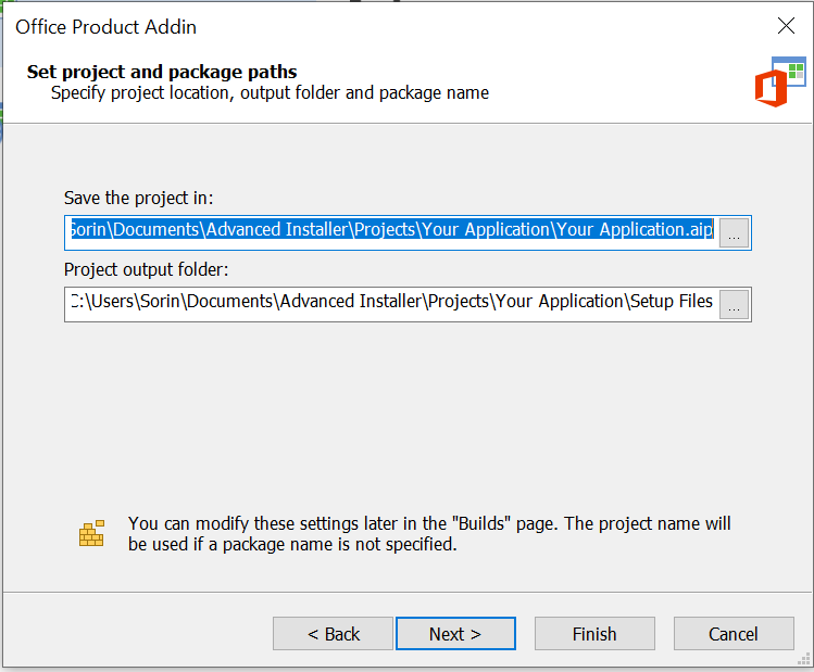 Office Add-In Paths