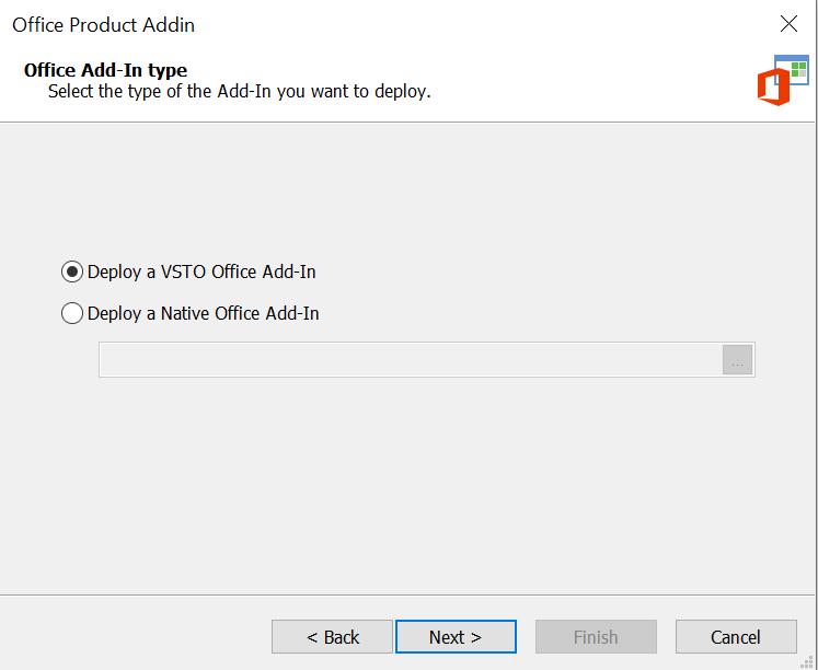 Office Add-In Type
