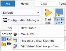 Configure VM Profiles